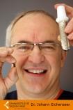Portrait Dr. Johann Eichenseer, Zahnärztliche Tagesklinik Dr. Eichenseer MVZ II GmbH, Überörtliche Berufsausübungsgemeinschaft, München, Oralchirurg, Zahnarzt