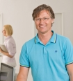 Portrait Dr. med. Axel Bergen, Orthopädische Praxis, Köln, Orthopäde und Unfallchirurg
