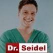 Portrait Dr. Frank Seidel, Kleinmachnow, Oralchirurg