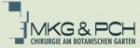 Logo MKG-Chirurg : Dr. med. dent. dr. med. Peter Balogh, Chirurgie am Botanischen Garten, Dr. P. Balogh, Dr. Balogh, Dr. Schulze Eilfing, GbR, München