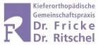 Logo Kieferorthopäde : Dr. Clemens Fricke, Kieferorthopädie Dr. Fricke & Dr. Ritschel, , Dortmund