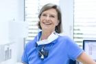 Portrait Dr. Petra Aicham, & Kollegen, Zahnärztliche Praxisklinik, Ulm, Zahnärztin