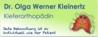 Logo Kieferorthopädin : Dr. Olga Werner Kleinertz, Praxis Dr. Olga Werner Kleinertz, Praxis für Kieferorthopädie, Würzburg