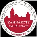 Logo Zahnärztin : Dr. Anne Gresskowski, Zahnärzte am Hallplatz, Praxis für Implantologie und ästhetische Zahnheilkunde, Nürnberg