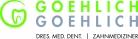 Logo Zahnarzt : Dr. med. dent. Oliver Goehlich, Dres. med. dent. Daniela & Oliver Goehlich, , Berlin