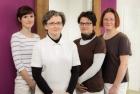 Portrait Dr. med. Katrin Hänseroth, Praxis für Frauenheilkunde und Geburtshilfe, Dresden, Frauenärztin