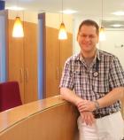 Portrait Axel Kuchem, Privat- und Kassenpraxis für Allgemeinmedizin /Chirurgie/ Hypnosetherapie, Hückelhoven, Allgemeinarzt, Hausarzt, Chirurg