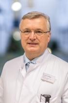 Portrait Dr. med. Klaus Peitgen, Klinik für Allgemein- und Viszeralchirurgie, St. Vinzenz Hospital Dinslaken, Zentrum für Minimal Invasive Chirugie, Dinslaken, Chirurg, Visceralchirurg, Spezielle Viszeralchirurgie