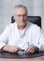 Portrait Dr. med. Franz Huber, Chirurgische Praxis im Isar Klinikum, München, Chirurg