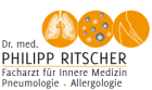 Logo Facharzt für Radiologie, Facharzt für Innere Medizin Pneumologie : Dr. med. Philipp Ritscher, , , Arnsberg