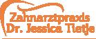 Logo Zahnärztin, MKG-Chirurgin : Dr. med. dent. Jessica Tietje, Zahnarztpraxis Dr. Jessica Tietje, , Bremen