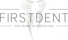 Logo Zahnärztin : Lidija Buchmüller, First Dent, Zentrum für Implantologie, Parodontologie, Ästhetische Zahnheilkunde, Düsseldorf