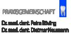 Logo Zahnarzt : Dr Dietmar Neumann, Praxisgemeinschaft Dr. Böving / Dr. Neumann, Zahnarzt in Ratingen, Ratingen