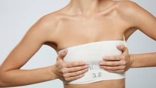 Nachsorge einer Brust-OP