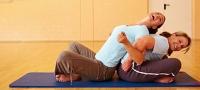 Keine Rückenschmerzen durch trainierte Muskeln