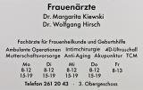 , Dr.med. Margarita Kiewski, Frauenärzte am Potsdamer Platz, Akupunktur - Intimchirurgie - Schwangerenvorsorge, Berlin, Frauenärztin