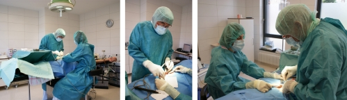, Dr. med. Michael Pesch, Chirurgische Gemeinschaftspraxis Dr. med. Michael Pesch und Ralf H. Meschede, Bochum, Chirurg, Orthopäde, Orthopäde und Unfallchirurg