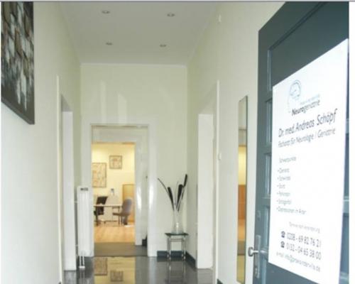 , Dr.med. Andreas Schöpf, Praxis in der Villa, Mülheim an der Ruhr, Neurologe
