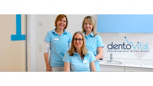 , Dr. med. dent. Claudina Wöntz, dentovital, Zahnarztpraxis Witten-Annen, Witten, Zahnärztin