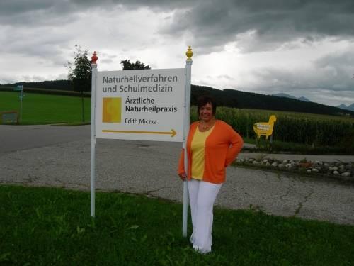 , Edith Miczka, Ärztliche Naturheilpraxis, Bad Endorf, Allgemeinärztin, Hausärztin
