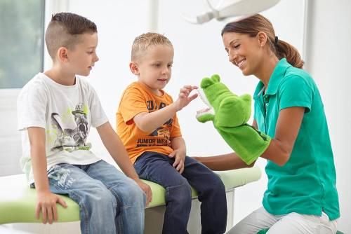, Agnes Nehls, Kinderzahnärzte am Ostpark MVZ GmbH, München, Zahnärztin